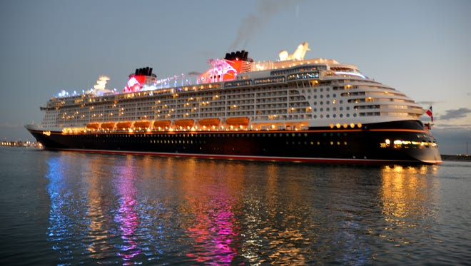 The Disney Fantasy will continue to be based at Port Canaveral in late-2018, offering seven-night cruises to the Western Caribbean.