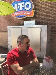 Pepsico employee Ron Matulonis said he prefers Sheetz