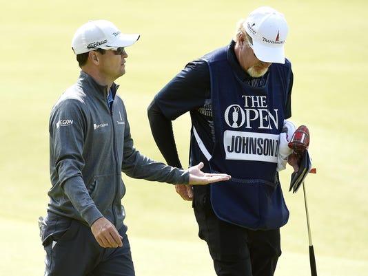 PGA: The 144th Open Championship-Second Round