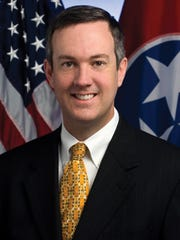 Secretary of State Tre Hargett