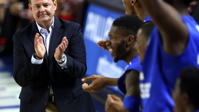 MTSU mens basketball will have eight games on the American Sports Network this season.