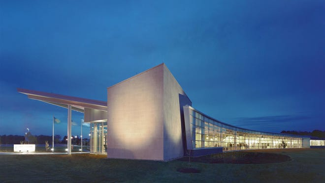 Air Liquide's Research and Technology Center in Glasgow was completed in 2007.