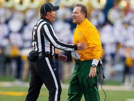 NCAA Football: Baylor at West Virginia