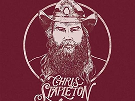 "Album art for Chris Stapleton's ""From a Room: Volume"
