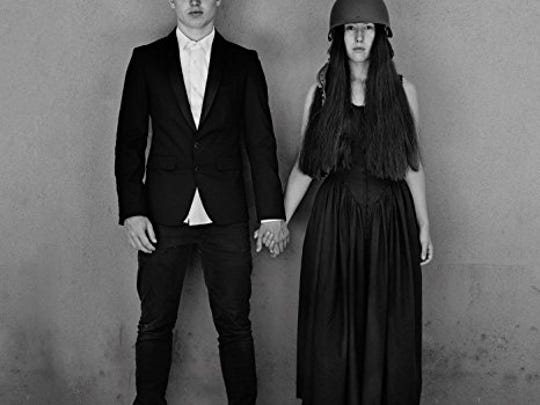 """Artwork for """"Songs of Experience,"""" a new album by U2."""