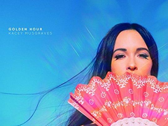 Kacey Musgraves - Golden Hour album cover