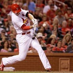 Carpenter and Piscotty homer to power Cardinals over Brewers