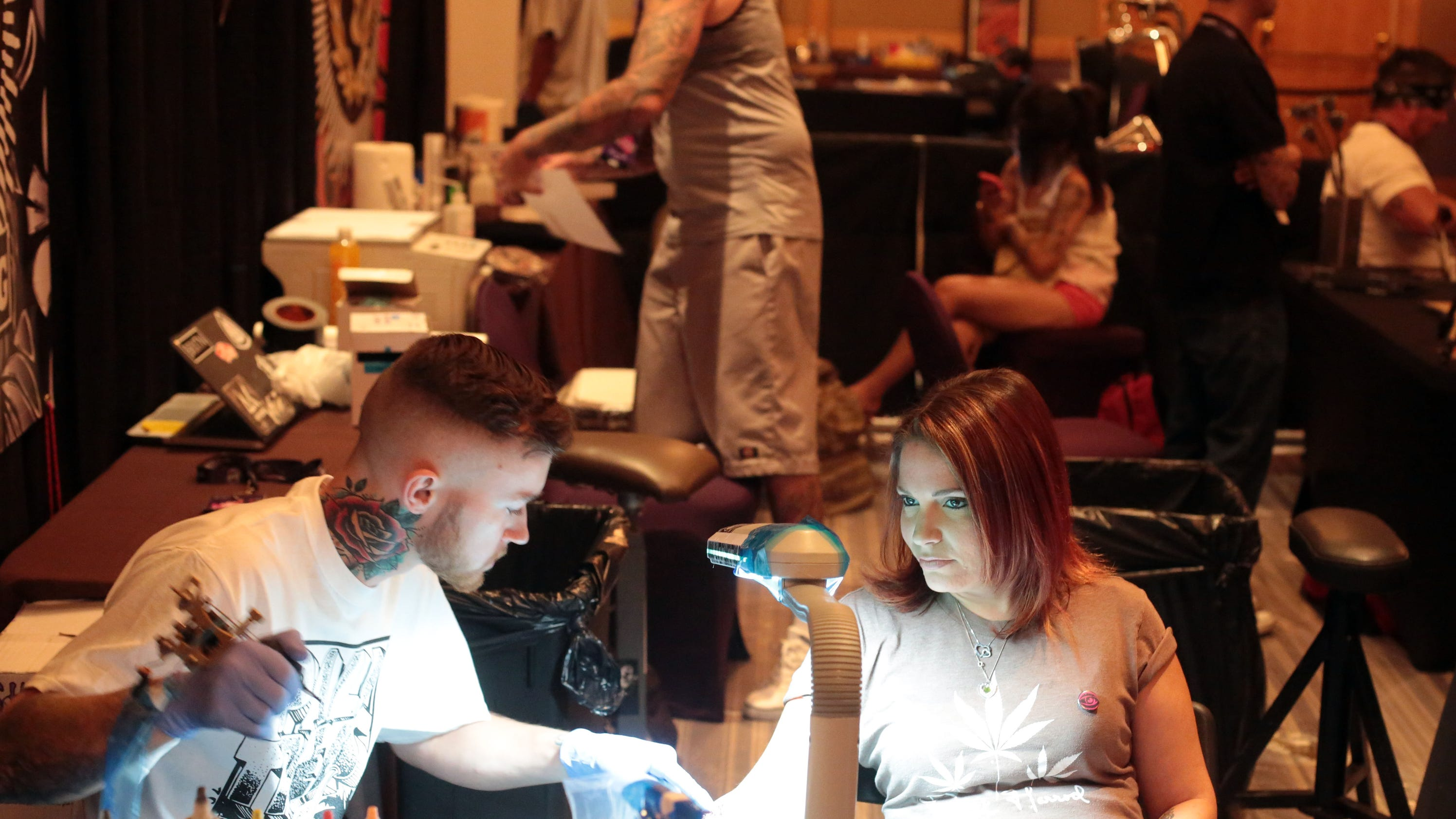 Palm springs considers tattoo businesses downtown for Palm springs tattoo shops