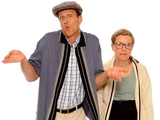 John and Carol Anderson Shores