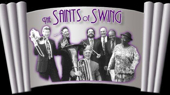 The Saints of Swing perform for the 3rd Fridays Swing Dance 10-11 p.m. Feb. 21 at Unison Arts, New Paltz.