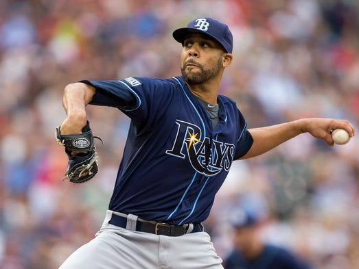 July 31: The Rays traded LHP David Price to the Tigers in a three-team trade with the Mariners. The Mariners received OF Austin Jackson; the Rays got LHP Drew Smyly, INF Nick Franklin and minor league INF Willy Adames.