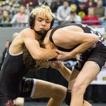 Climax-Scotts/Martin vs. Decatur - State Quarterfinal Wrestling