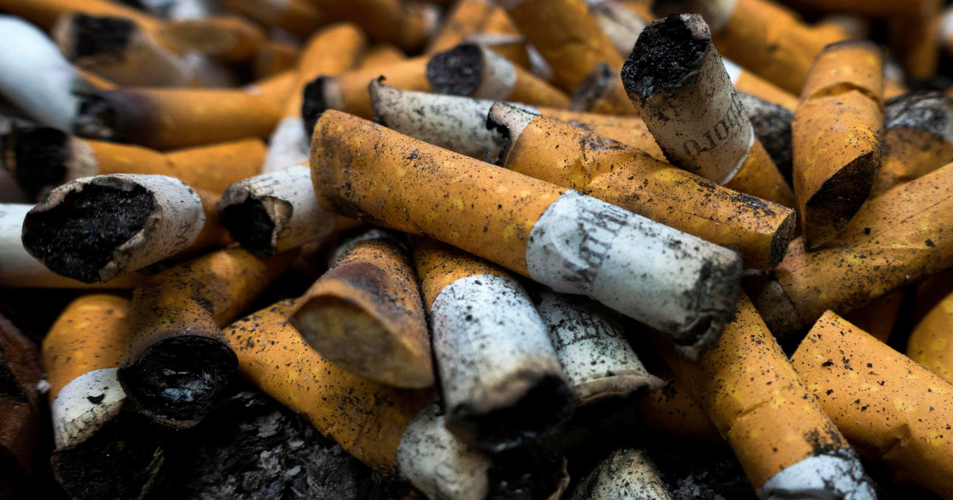 Smoking in US: About 14% of adults smoke, hitting new all-time low