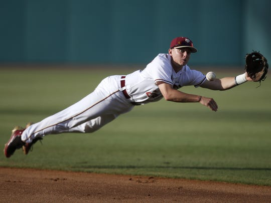 Matt Henderson has provided a noteworthy impact at second base for Florida State.