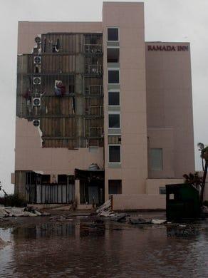 Brevard S 5 Hardest Hurricane Hits
