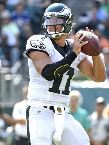 Tim Tebow has one more chance to impress Chip Kelly.