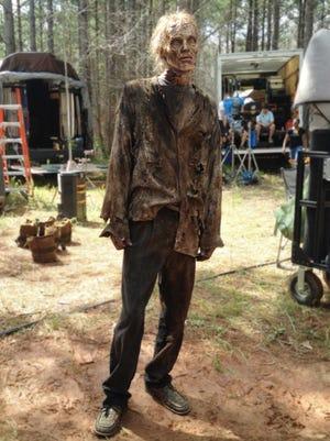 After: Stephen Vining as a Walker.