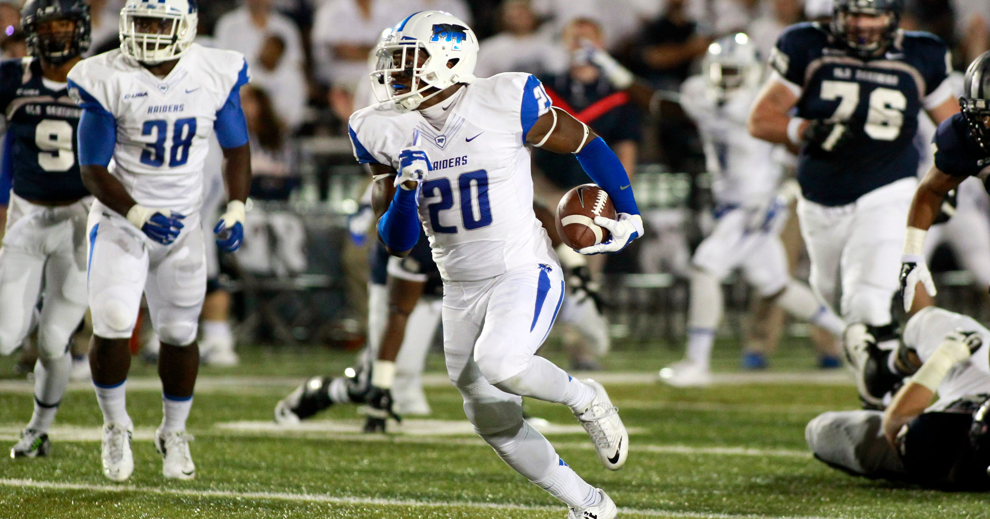 b6996e290 Titans draft MTSU safety Kevin Byard in third round