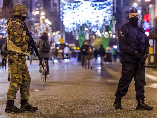 AP BELGIUM PARIS ATTACKS I BEL