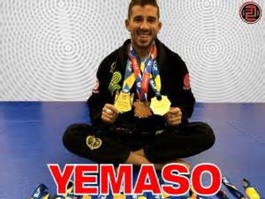 Yemaso will lead seminars in St. Cloud on Nov. 11.