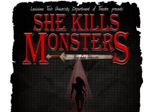 """""""She Kills Monsters"""""""