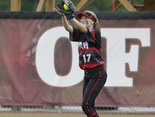 SPASH outfielder Ally Miklesh hopes to help the Panthers