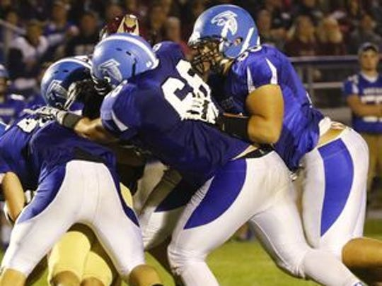 Amherst's swarming defense has not allowed a point since a week two loss.