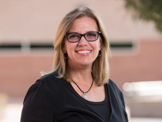 Assistant Superintendent Pam Sitton