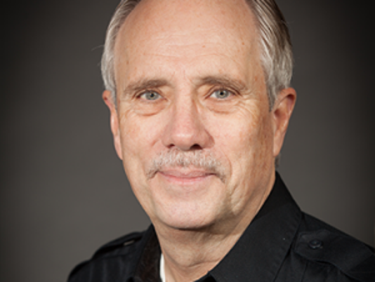 Canton Police Chief David Miller