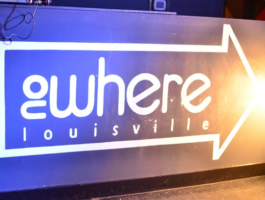 Nowhere Bar is located in the Highlands neighborhood in Louisville.