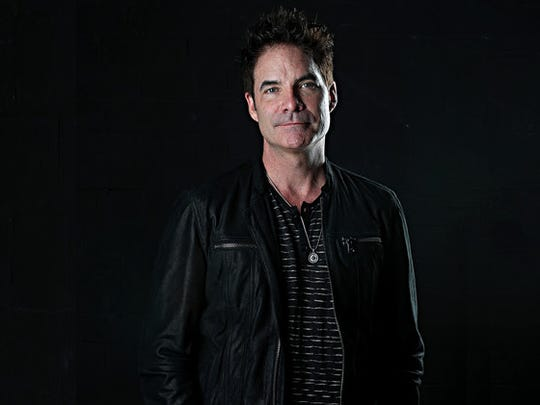 Train singer Patrick Monahan wrote the Grammy-winning