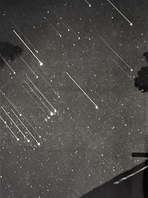 What was it in the sky in 1948?