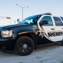 The Waukesha County Sheriff's assisted at the scene of a standoff in the city of Delafield on Oct. 14.