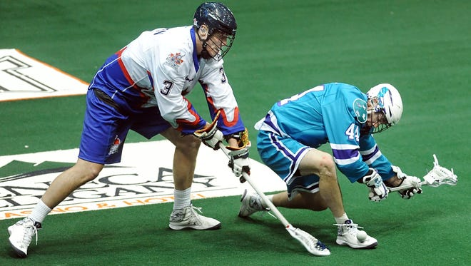 The Knighthawks hoped 2015 would bring a fourth straight NLL crown