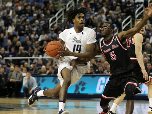 NCAA Basketball: Fresno State at Nevada