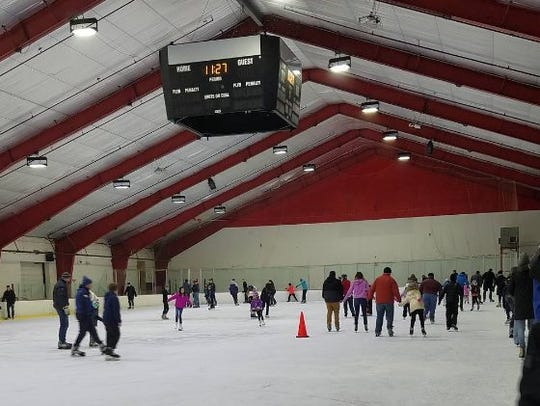 Bridgewater Sports Arena.