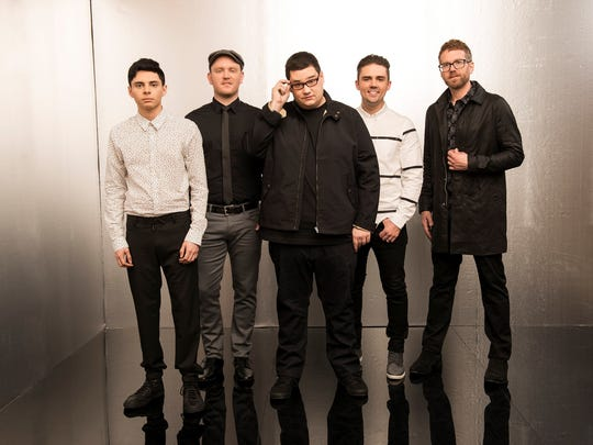 Sidewalk Prophets will perform as part of Big Church Night Out at Germain Arena in Estero on Oct. 29.