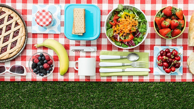 Florida summers can quickly turn a delicious dish into a health hazard, but we know how to cheat the heat.