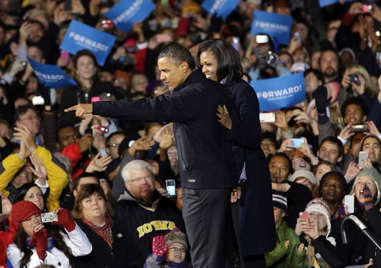 AP Obama 2012
