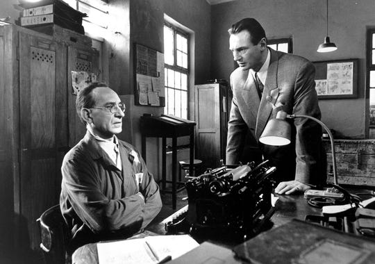 schindler's list schindler's transformation This feature is not available right now please try again later.