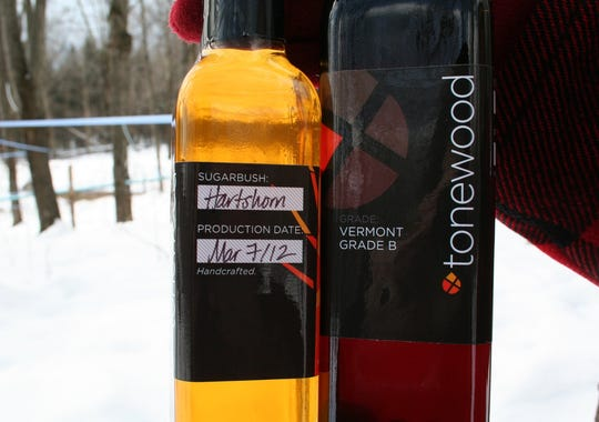 Maple Syrup Business Offers Sweet 39adopt A Tree39 Deal