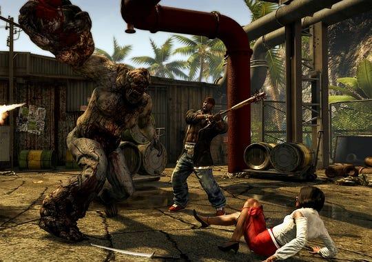 Скачать бесплатно игру про Зомби на компьютер Деад исланд 2 Dead Island: Ri