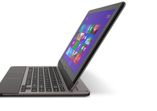 two windows 8 hybrids better as laptops than tablets
