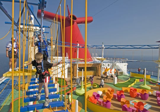 Guide To Most Familyfriendly Cruises