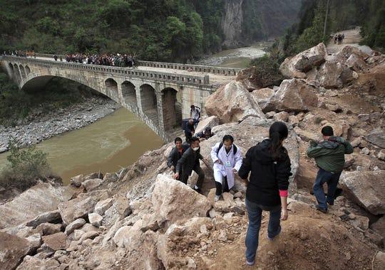 china quake 2