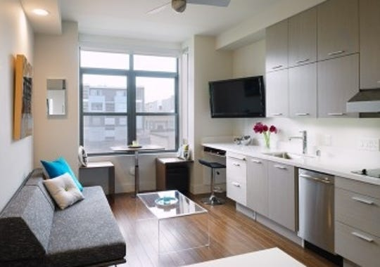 Next Level Building» Blog Archive » Micro Apartments ...