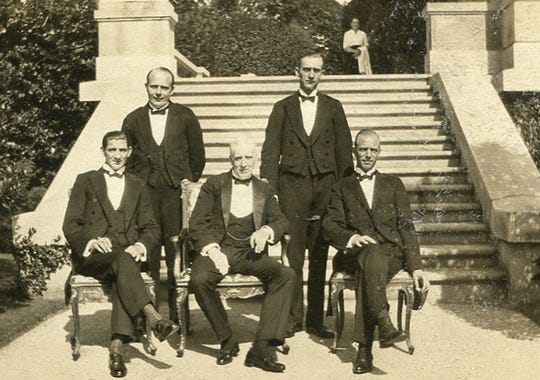 Gilded Age Newport Courts Downton Abbey Fans