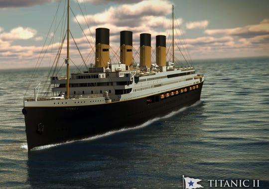 Inside The Titanic Ship Now