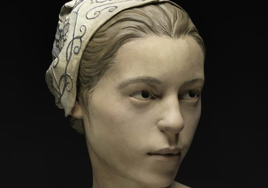 Jamestown cannibalism confirmed by skull from 'Jane'