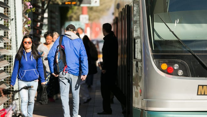 Less than 1 percent of us use light rail. Shouldn't education be a bigger priority?